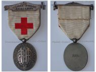 France WW1 Red Cross Medal of the Union of the Women of France UFF 1914 1918 Numbered