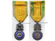 France WW1 Military Medal Valor Discipline 1870 7th type 1910 1951 by Chobillon