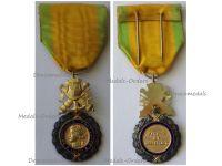 France WW2 Military Medal Valor Discipline 1870 6th type 3rd Republic 1944 1951