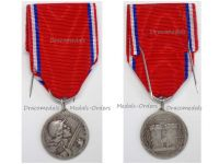 France WW1 Silver Verdun Military Medal 1916 WWI 1914 1918 Vernier French Decoration Great War Award by Paul Leclere