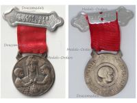 France Medal of the Association for the Support of the Firemen Orphans 1935