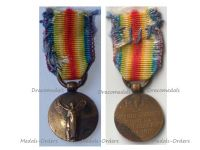 France WW1 Victory Interallied Medal by Morlon Laslo Official Type MINI