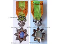 France Indochina Vietnam WW1 Imperial Order Dragon Annam Officer's Star