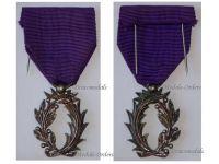 France WW1 Order Academic Palms Knight