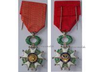 France WW2 Order Legion Honor Knight's Cross French 4th Republic 1951 1961