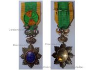 France Indochina Officer Imperial Order Dragon Annam Military Medal French Colonial Decoration Vietnam