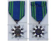 France WW2 Order of Maritime Merit Knight's Star
