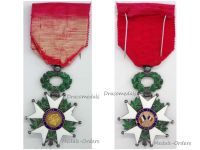 France WW1 Order Legion Honor Knight's Cross 1870 French Military Medal Decoration WWI 1914 1918 Great War Eagle Hallmark