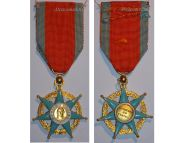 France Order of Social Merit Knight's Star 1937 1962