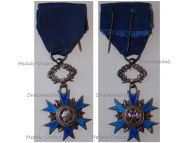 France National Order Merit Knight's Cross 5th Republic 1963