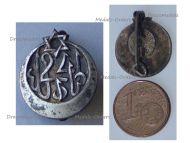 France WW1 24th Tunisian Rifle Regiment Badge by Drago