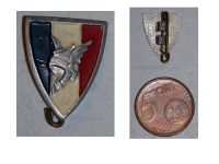 France WW2 French Legion Volunteers Combatants National Revolution Vichy badge pin 1940 1944 Decoration