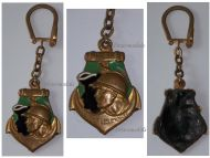 France 3rd Colonial Infantry Regiment Fob 1950s