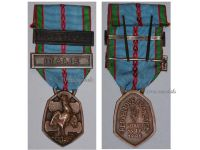 France WW2 Commemorative Military Medal bars Italy Free French 1939 1940 Decoration Blitzkrieg 1943 1945