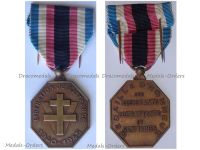 French WW2 Medal of Honor for the Liberation of France for the Resistance Combatants & Medics