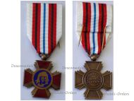 France WW2 Clandestine Cross Resistance WWII 1939 1945 French Medal FFI Maquis Decoration Award German Occupation
