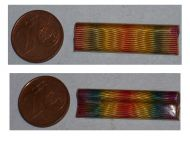 France WW1 Victory Interallied Commemorative Medal 1914 1918 Ribbon bar French Decoration Great War
