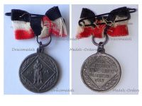 Germany WW1 The Iron Hindenburg Commemorative Medal 1915