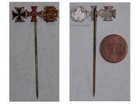 Germany WW1 Hanseatic Bremen Iron Cross EK2 Hindenburg set pin WWI 1914 1918 German Great War Award