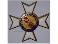 Germany WW1 Baden Veterans Cross 1st Class 50 years Membership Military Medal German Great War Decoration WWI 1914 1918