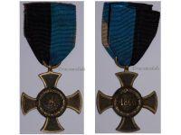 Germany Bavaria Military Cross 1866 Campaign German Civil War vs Prussia Medal Bavarian Decoration
