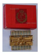 Germany WW1 Bavaria Firefighters Badge Long Service Decoration 25 Years 1884 1918 German Bavarian by Weiss Boxed