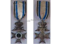 Germany WW1 Bavaria Cross Military Merit 2nd Class Swords Crown Merenti 1866 Medal Bavarian Decoration