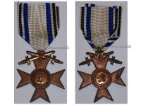 Germany WW1 Bavaria Merenti Cross of Military Merit 3rd Class with Swords