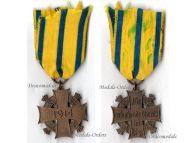 Germany WW1 Brunswick Cross War Merit Women Young Ladies Military Medal German WWI 1914 1918