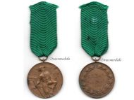 Germany Hesse Hassia Veterans Association Bronze Medal for Shooting Contest Dated 1933