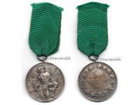 Germany WW2 Hassia Veterans Silver Shooting Military Medal 1932 Hesse Darmstadt German WWI Great War