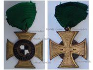 Germany WW1 Hohenzollern Veterans Association Cross by W. Volk