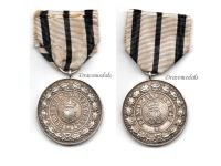 Germany Hohenzollern WWI Merit Medal Swords 1851 Silver Military German Decoration WW1 Great War 1914 1918 3rd type