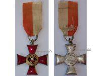 Germany WW1 Lubeck Hanseatic War Cross 1914 1918