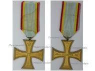 Germany WW1 Mecklenburg Schwerin Friedrich Franz's Military Merit Cross 1914 2nd Class