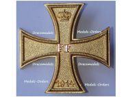 Germany WW1 Mecklenburg Schwerin Friedrich Franz's Military Merit Cross 1914 1st Class