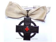 Germany WW1 German Red Cross VFV Fatherland Ladies Association Commemorative Medal 1866 1926 for Long Service Nurses by Stubbe