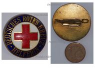Germany WW2 Red Cross Nurse Badge Sister Helper Military Medal WWII 1939 German Decoration Weimar Republic