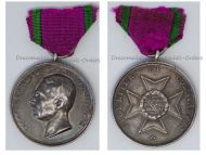Germany WW1 Saxe Altenburg Order Ernestine Silver Medal Merit 1908 Duke Ernst II German Decoration by Lauer Marked 990