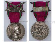 Germany WWI Saxe Coburg Gotha Order Ernestine Military Medal Merit Swords bar 1914 German Great War WW1