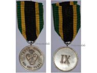 Germany WW1 Saxe Weimar Medal Military Service IX years 3rd Class German Great War Decoration 1914 1918