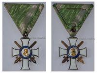 Germany Saxony WW1 Albert Albrecht Order Knight's Cross Swords II Cl. Military Medal German Decoration 1914