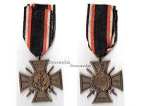 Germany Navy WW1 Flanders Cross Medal Marine Naval WWI 1914 1918 German Decoration Great War