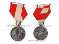 Germany Hesse Darmstadt Singers Association Niddatal Merit Medal 1909 1929 German Weimar Republic