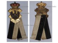 Germany WW1 Prussia Veterans Association Badge of Collinghorst Hanover by Lindner