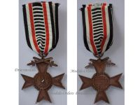 Germany Honorary Union German WW1 Veterans War Cross of Honor with  Swords 1914 1918