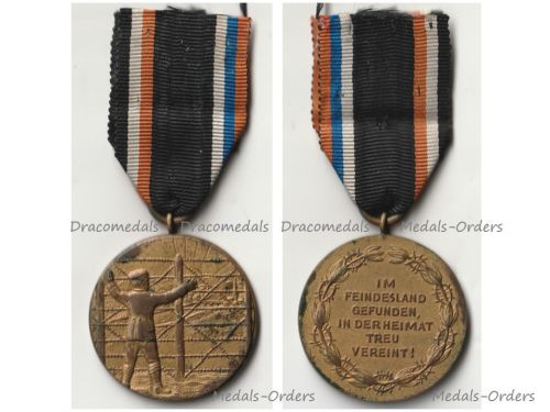 Germany WW1 Prisoner of War Medal
