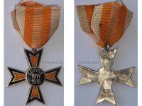 Germany WW1 Somme Cross 1914 1918 1st type by Fleck & Sohn