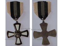 Germany WW1 Verdun Cross 1914 1918 2nd type by Fleck & Sohn