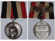 Germany WW1 97th Infantry Regiment Military Medal Kaiser Wilhelm Great War 1914 1918 German Decoration